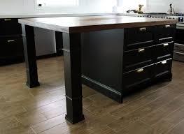 ikea kitchen island table kitchen island hack zhis me