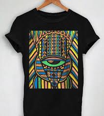 unisex premium king tut black t shirt design clothfusion price