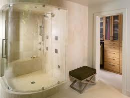 walk in shower glass doors 35 best walk in showers images on pinterest bathroom ideas walk