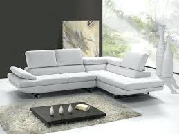 canape en cuir blanc canape en cuir design fabulous agrable canape cuir blanc roche