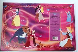 walt disney princess treasure chest boxed cinderella