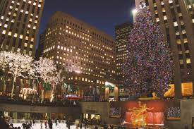 Nyc Tree Lighting 11 Best Places To See Holiday Lights In New York