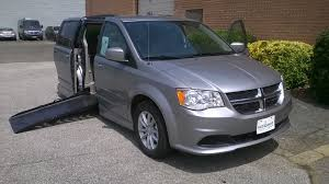 wheelchair van for sale 2015 dodge grand caravan stock