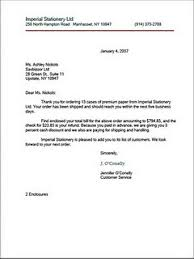 example of complaint letter full block style cover letter templates