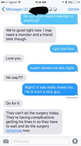 Cheating Wife Memes - wife updating husband on friend s surgery accidentally reveals she