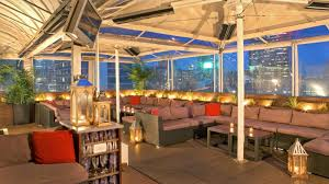rooftop bars nyc four points midtown times square