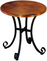 Copper Top Dining Room Tables 263 Best Copper Furniture Collection Images On Pinterest Copper