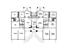 multi family house plans pasadena fourplex multi family plan 007d 0022 house plans and more