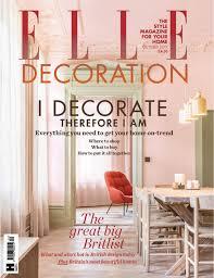 elle decoration uk october 2017 by smadar dvora issuu