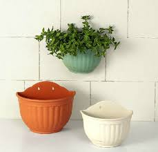 planters that hang on the wall terrarium design inspiring wall plant pots hanging wall planters
