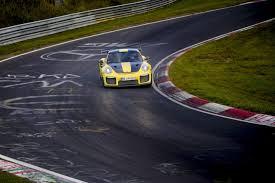 the new porsche 911 gt2 rs has smashed the nurburgring record