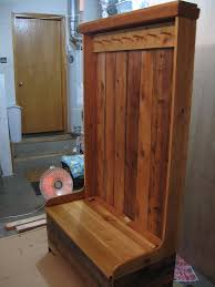 Entryway Shoe Storage Bench And Wall Mount Hutch Coat Rack Bench Plans Free Hanger Inspirations Decoration
