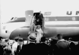 Bobby Darin And Sandra Dee United Douglas Dc 8