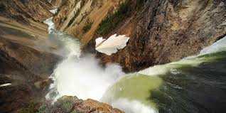 yellowstone national park where humanity meets humility