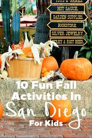 10 fun activities and fall festivals in san diego hilton mom voyage