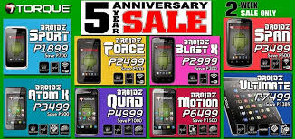 android tablets on sale torque android phones tablet 2 week sale up to p1500 discount