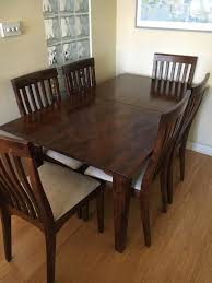 furniture outstanding chestnut dining table melbourne laura
