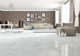 Marble Floors Kitchen Design Ideas Imperial Carrara Marble Effect Floor Tile X And Design