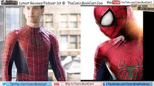 amazing spider man 2 suit breakdown and suit comparison youtube