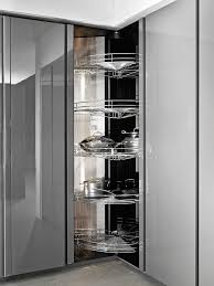 storage cabinet for kitchen revolving column dada