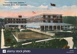 jamaica west indies the titchfield hotel port antonio date