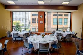 lake terrace dining room meeting rooms conference chicago at university center