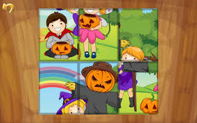 party city halloween games halloween family games puzzle for kids u0026 toddlers android apps