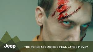 green zombie jeep jeep uk the renegade zombie feat james mcvey youtube