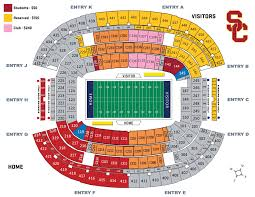At T Service Map Goodyear Cotton Bowl Classic University Of Southern California