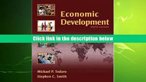free download economic development 9th edition michael p