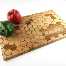 wedding gift engraving ideas cutting board personalized wedding gift custom wood honeycomb bee