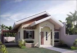 20 s of Small Beautiful and Cute Bungalow House Design Ideal