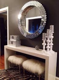 Bedroom Mirror Furniture by Best 25 Glam Bedroom Ideas On Pinterest College Bedroom Decor
