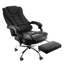 Ergonomic Recliner Chair Amazon Com Mophorn Executive Chair Pu Leather High Back Office