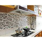 vinyl kitchen backsplash fancy fix 4 vinyl peel and stick wall tile for