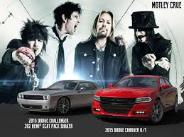 dodge charger vs challenger crue cab giveaway offers chance at 2015 dodge challenger or
