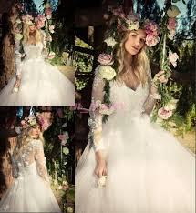 Summer Garden Party Dress Code - garden wedding dresses style for elegant bride getswedding