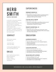 modern resume format 2016 well organized table formatted and fully editable free resume