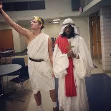 Moses Halloween Costume Jesus Halloween Costume Senior Kicked Classes