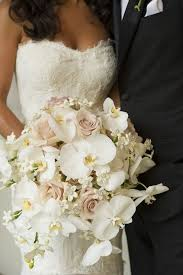 luxurious summer wedding at the pierre new york orchid wedding