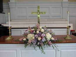 Flowers On - best 25 altar flowers ideas on delphinium wedding