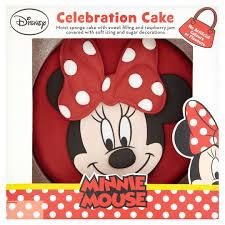 minnie mouse birthday cake tesco image inspiration cake