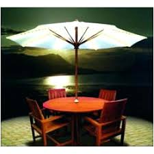 Patio Umbrella Lights Led Idea Led Patio Umbrella For Outdoor Umbrella Light Lights Outdoor