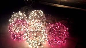 Christmas Light Balls For Trees Christmas Diy Amazing Christmas Light Balls Inspirational Home