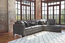 Sectional Gray Sofa Sectional Sofas Furniture Homestore