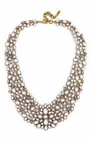 Nakamol Czech Crystal Beaded Chandelier Statement Necklaces For Women Nordstrom