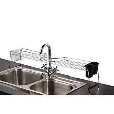 Kitchen Sink Shelves - over the sink shelf kitchen storage u0026 organization ebay