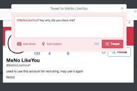 How To Block Be Like - how to tell if someone on twitter has blocked you techwalla com