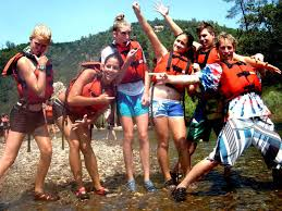 senior trips for high school graduates school graduation trips in california white water rafting