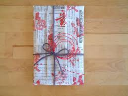 newspaper wrapping paper diy newspaper ideas